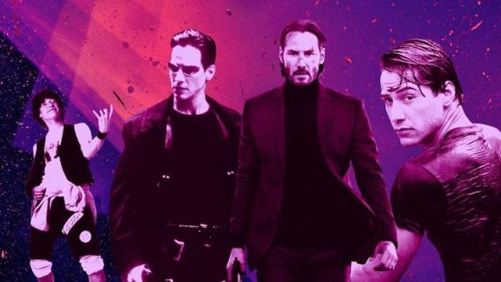Excellent! A Keanu Reeves movie marathon is coming to Melbourne and Sydney