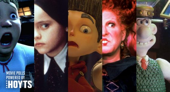 The best Halloween films for kids
