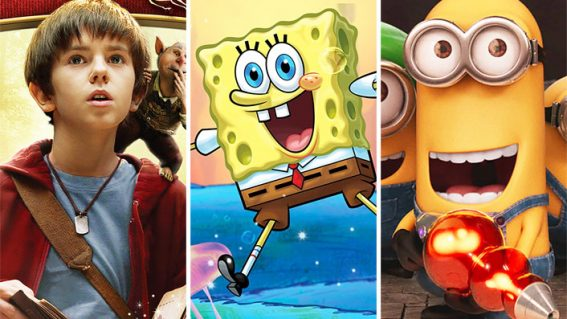 10 kids movies and shows to stream on Stan during the school holidays