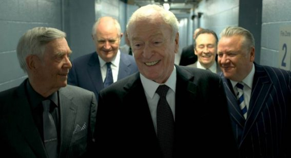 In the old geezer heist drama King of Thieves, the true crime is a lack of ambition