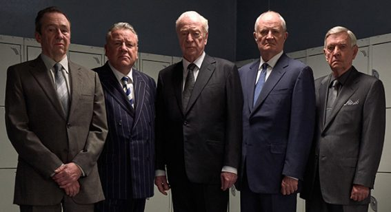 King of Thieves has a great cast, some decent gags, but a poor heist