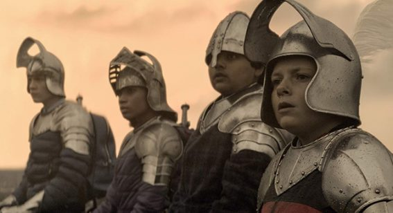 With hints of Spielberg, The Kid Who Would Be King keeps all ages entertained