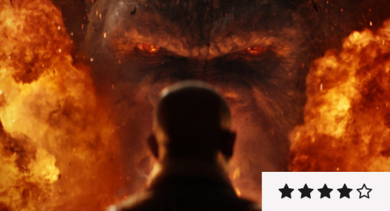 Review: All Hail 'Kong: Skull Island'