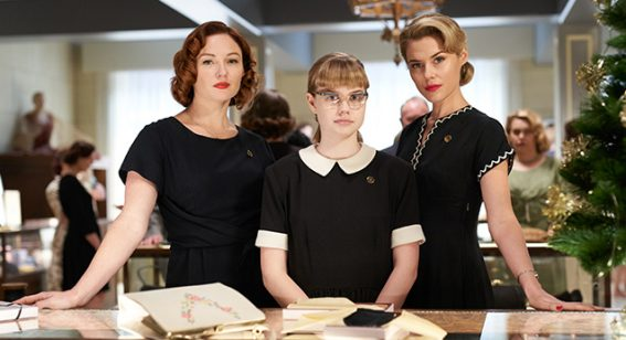 Despite elegant production and costume design, Ladies in Black is low on substance