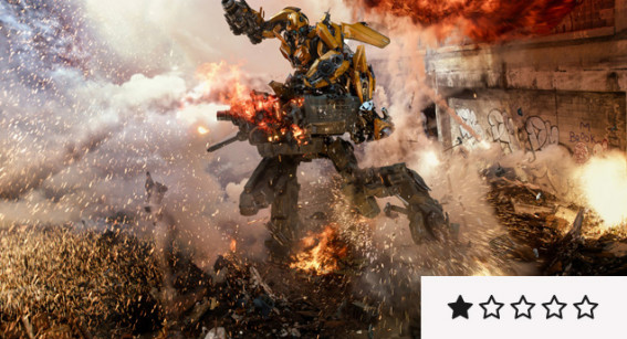 Review: 'Transformers: The Last Knight' Has Barely a Trace of Wit, Charm or Fun