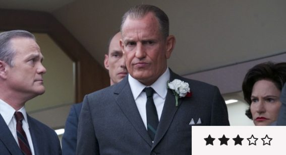 LBJ review: Woody Harrelson does a convincing interpretation of the American president