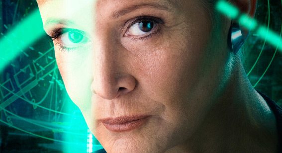 New 'Star Wars' Posters Feature Leia, Han Solo and More