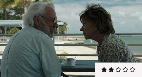 The Leisure Seeker review: a contrived exercise in heartstring-tugging