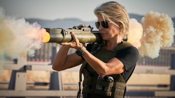 I won't be back: Linda Hamilton is done with The Terminator for now