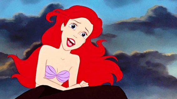 Happy 30th birthday to The Little Mermaid, the movie that saved Disney