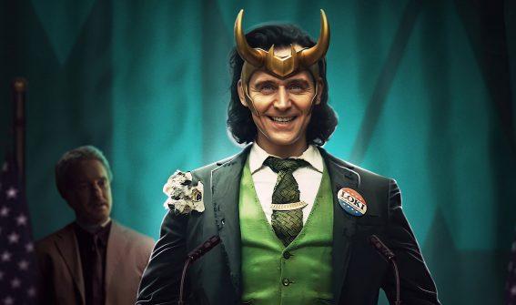We're low-key – sorry, Loki – excited that Tom Hiddleston has returned as Loki