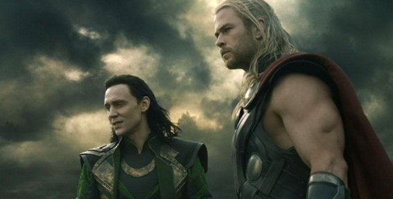 Interview: Thor's almighty Chris Hemsworth and Tom Hiddleston