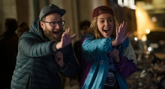 We loved the absolute hell out of rom-com Long Shot