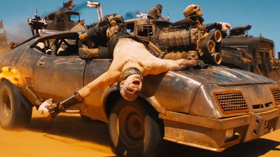 Witness this: 13 of the cars from Mad Max: Fury Road are up for auction