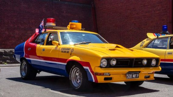 Celebrate Mad Max's 40th anniversary at Scienceworks