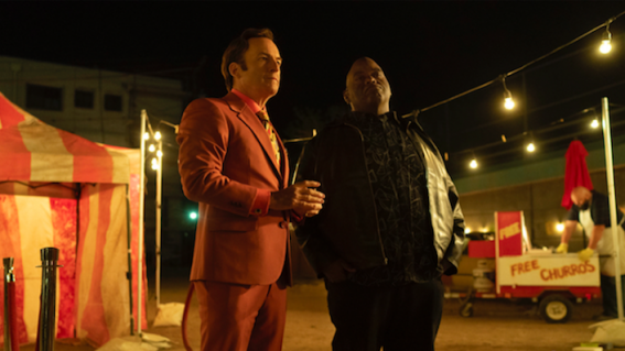 Saul is up to no good, man, in the first teaser for season 5 of Better Call Saul