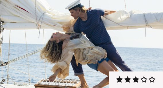 Mamma Mia! Here We Go Again review: a heartfelt love-letter to motherhood