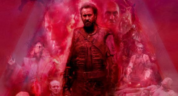 Violently bonkers Nicolas Cage film Mandy returns to NZ for limited run