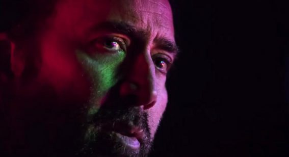 Don't overlook Nicolas Cage's captivating performance in Mandy
