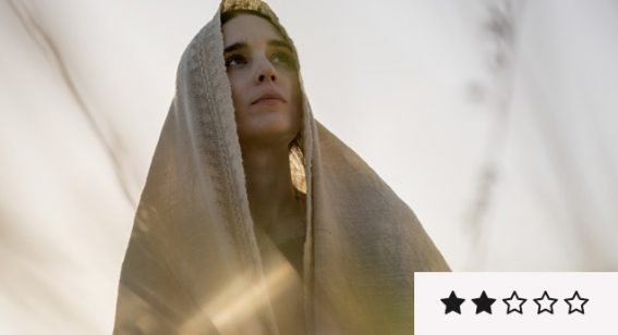 Mary Magdalene review: a sleepy, polished, overly reverent religious opus