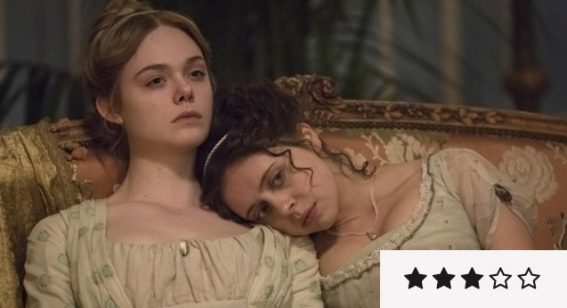 Mary Shelley review: a brilliant true tale made disappointingly mundane