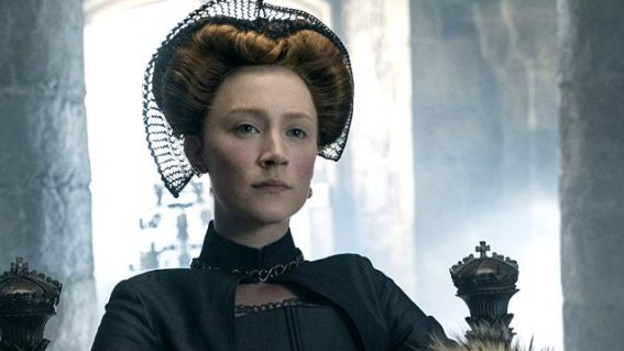 Mary Queen of Scots is the uglier British cousin of Marie Antoinette