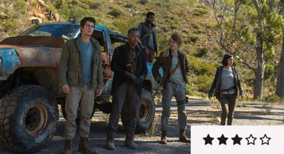 Death Cure review: should satisfy Maze Runner fans