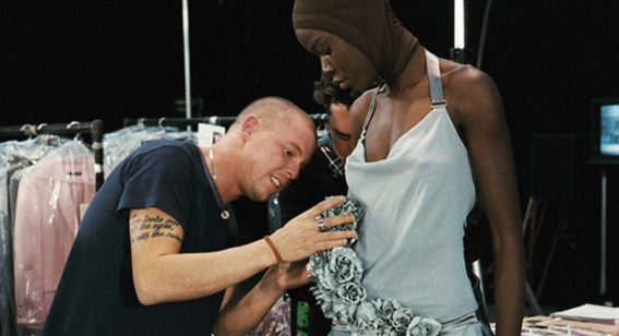 McQueen is a beautiful reminder of the artist's contribution to fashion