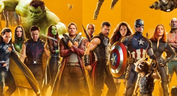 A Marvel Cinematic Universe film festival is currently underway across Australia