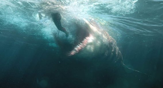 Weekend box office: The Meg gobbles up the competition