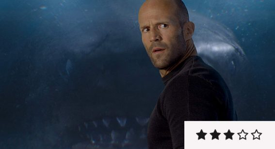 The Meg could've benefited from more R-rated absurdity