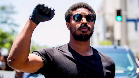 Michael B. Jordan and John Boyega call for Hollywood to do more for Black Lives Matter
