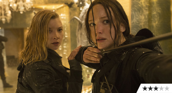 Review: The Hunger Games: Mockingjay – Part 2