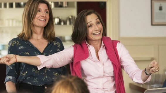 Military Wives is a typical British feel-good comedy – and an ode to the power of distraction