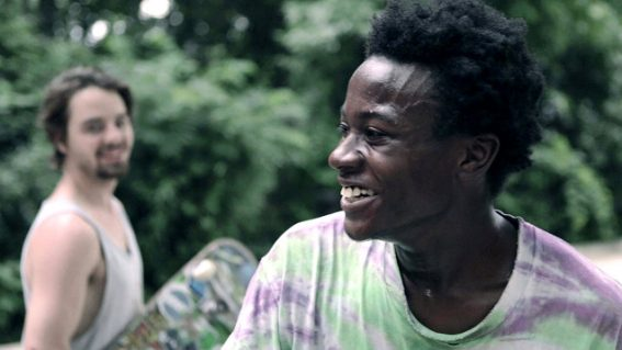 Minding the Gap is a wonderful, heart-warming documentary about American skateboarders