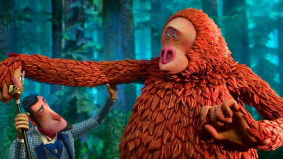 Missing Link is an all-ages delight told with beautifully expressive animation