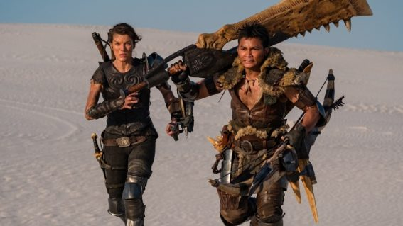 Win a double pass to see Monster Hunter