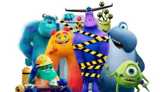Pixar's not-so-scary series Monsters At Work arrives on Disney+ next month