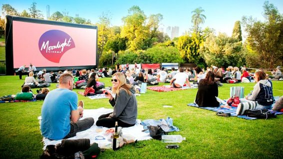 Moonlight Cinema returns to Sydney, Melbourne, Brisbane, Perth and Adelaide