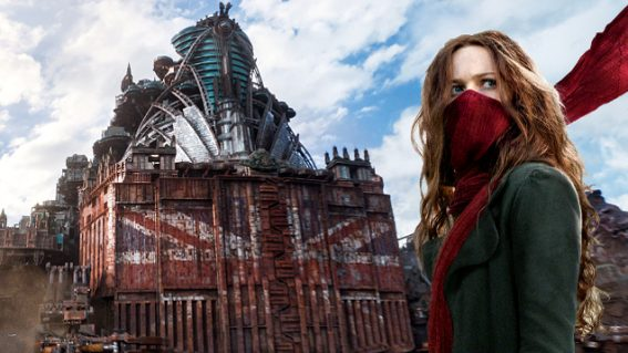 Interview: the director and cast of Mortal Engines discuss building a visually ravishing future world