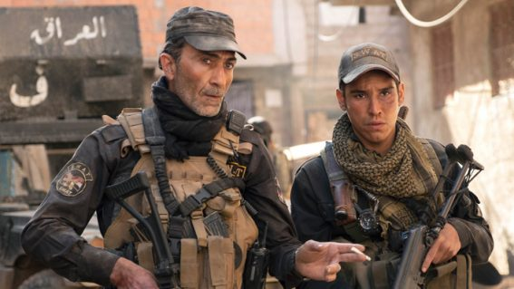 Netflix's Mosul is one of the more unique action movies of the year