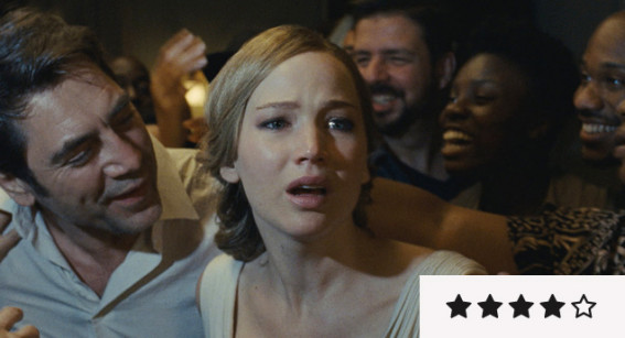 Review: Intensely Horrific 'mother!' Goes to Some Truly Crazy Places