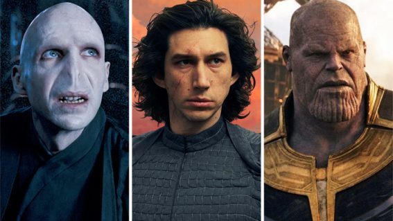 The world's top 10 movie villains, according to an exhaustive online poll