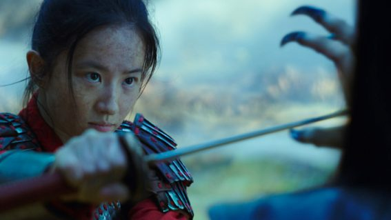 Mulan is a visually arresting epic with serviceable fight choreography
