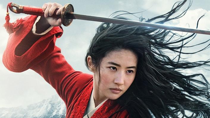 Liu Yifei in Niki Caro's Mulan 2020