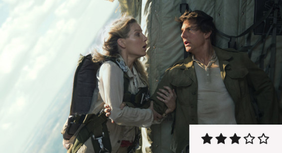 Review: 'The Mummy' Shows Exciting Potential, Despite a Sluggish Final Act