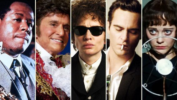 The best and worst musical biopics, from Walk the Line to Jersey Boys
