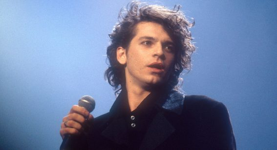 Mystify: Michael Hutchence succeeds in separating the man from the myth