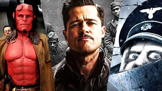 Top 10 wildest movies about killing Nazis