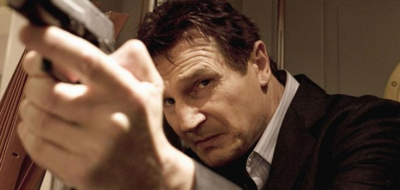Top 10 asses Liam Neeson has kicked